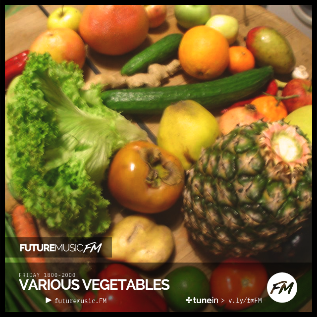 Various Vegetables - Someday In May